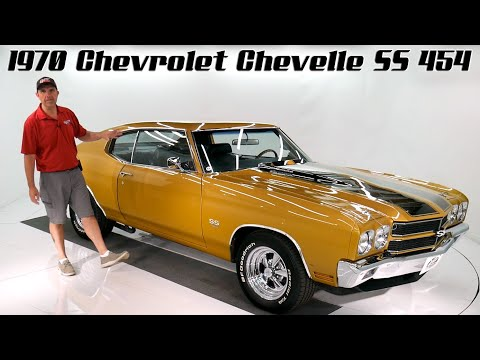 Video of Classic '70 Chevrolet Chevelle - $49,998.00 Offered by Volo Auto Museum - QKLO