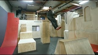 faze tari super video parkour