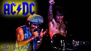 AC/DC She's Got Balls '86 LIVE: In Irvine Perfect Soundboard (Alternate Mix) HD