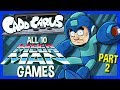 ALL 10 Mega Man Games.... (PART 2/2) - Caddicarus