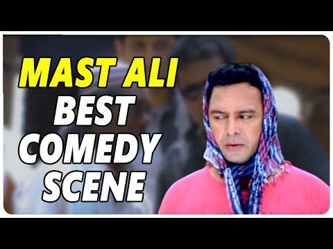 Hyderabadi Comedy Scene 040|| Aziz Naser  ||Mast Ali  || Adnan sajid || Ismail Bhai ||Shalimarcinema