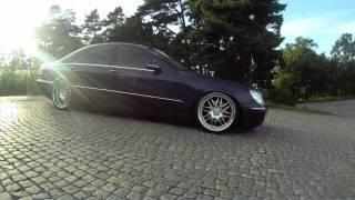 My Mercedes-Benz S-Class W220
