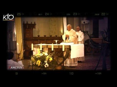 La messe expliquée - La prière eucharistique