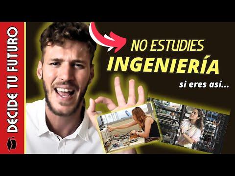 NO ESTUDIES INGENIERÍA SI ERES ASÍ...