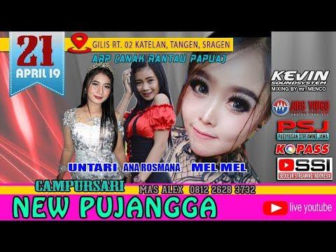 🔴 LIVE CAMPURSARI NEW PUJANGGA // KEVIN SOUNDSYSTEM // JMS VIDEO HD 085229084357