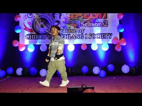 Jaintia Got Talent Season 2 2018 Quarter Finals Cheiwi Donmi  Khonglah