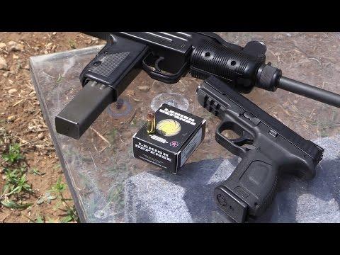 9mm Lehigh Defense Extreme Penetrators vs Bulletproof Glass