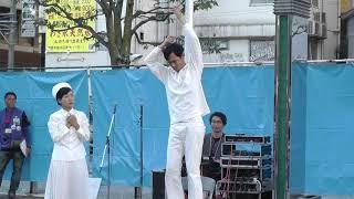 シルヴプレ コンチェルト @大道芸WC静岡2017