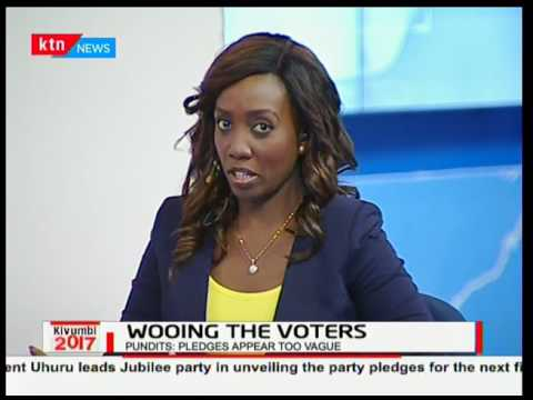 Kivumbi2017 : Wooing the Voters (part 2)