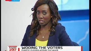 Kivumbi2017 : Wooing the Voters (part 2)