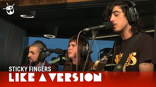 Sticky Fingers - 'Caress Your Soul' (live on triple j)