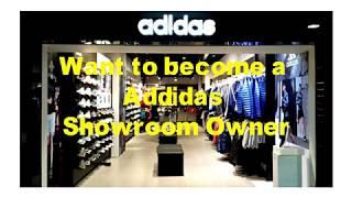 How to Open Adidas Showroom || Complete Description