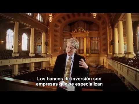 Investment Banks ( Bancos de Inversion)  Professor Robert Shiller (Sub Español)