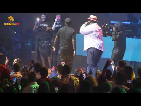DAVIDO, PERRUZI, MAYOURKUN AND OTHERS DMW STARS PERFORMANCE AT BURNA BOY LIVE IN CONCERT 2018