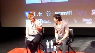 Иэн Сомерхолдер, Ian Somerhalder Convention WTMF2 @Paris Q&A 27/05/2012 Part 2
