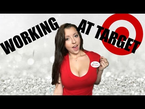 WHAT IT WAS LIKE TO WORK AT TARGET! | MY TARGET EXPERIENCE | FIRST JOB STORY TIME