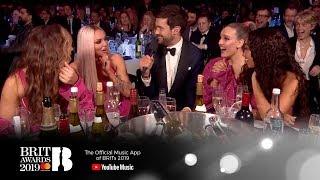 Jack Whitehall's Best Bits | The BRIT Awards 2019