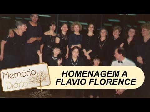Dez anos sem o maestro Flavio Florence