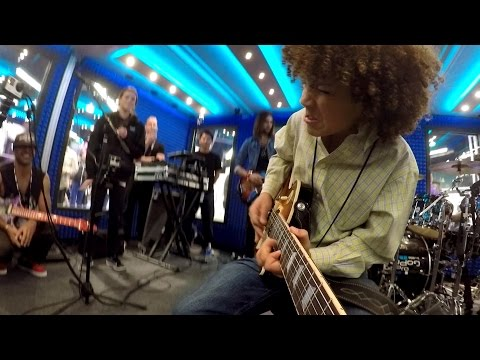 GoPro Music: 11-Year-Old Guitarist Shreds at NAMM