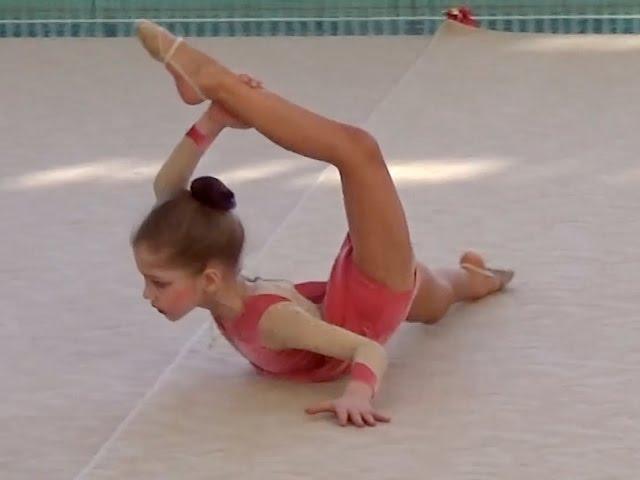 как гимнастки любят показывать позволяет нам