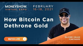 How Bitcoin Can Dethrone Gold