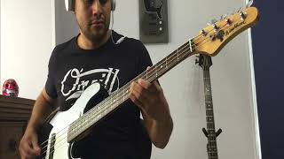 Anti Flag - The project for a new amercian century (bass cover)