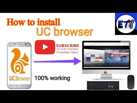 Download How To Download And Install Uc Browser For Pc And Laptop