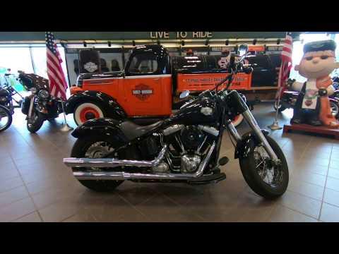 2013 Harley-Davidson Softail Slim FLS