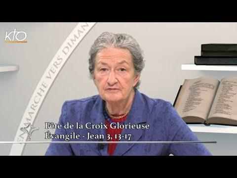 Fête de la Croix Glorieuse - Evangile
