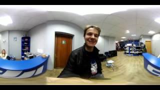 Тест камеры 360 - офис QUADROCOPTER.ua