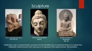 How Did Hellenistic Trends Influence Buddhist Art And Architecture?