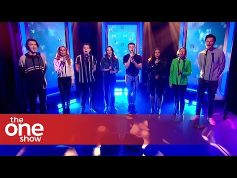 The Cast of Dear Evan Hansen – You Will Be Found (Live on The One Show)