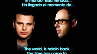The Chemical Brothers   Galvanize Wlyrics English & Español