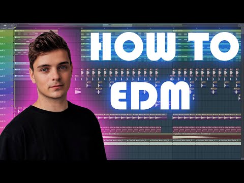 HOW TO MAKE EDM   FL Studio 20