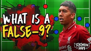What is a False 9? | Roberto Firmino's Role in Jurgen Klopp's Liverpool Explained