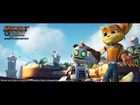 Ratchet & Clank Are Finally Getting A Movie
