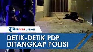 Kabur Lewat Jendela Rumah Sakit, Ini Video Detik-detik Penangkapan Pasien PDP Kabupaten Aru Maluku