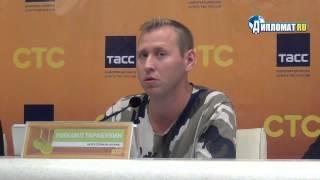 "Звезда сериала ""Кухня"" Михаил Тарабукин"