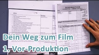 preview picture of video 'Video 1 - Vorproduktion | Bavaria Filmstadt'