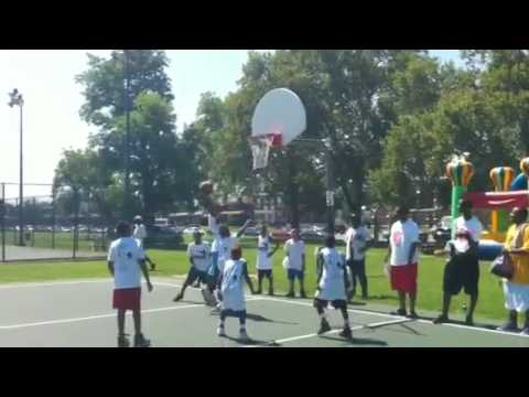 5th Annual Fairgrounds Park 3-on-3 Basketball Tourney & Com