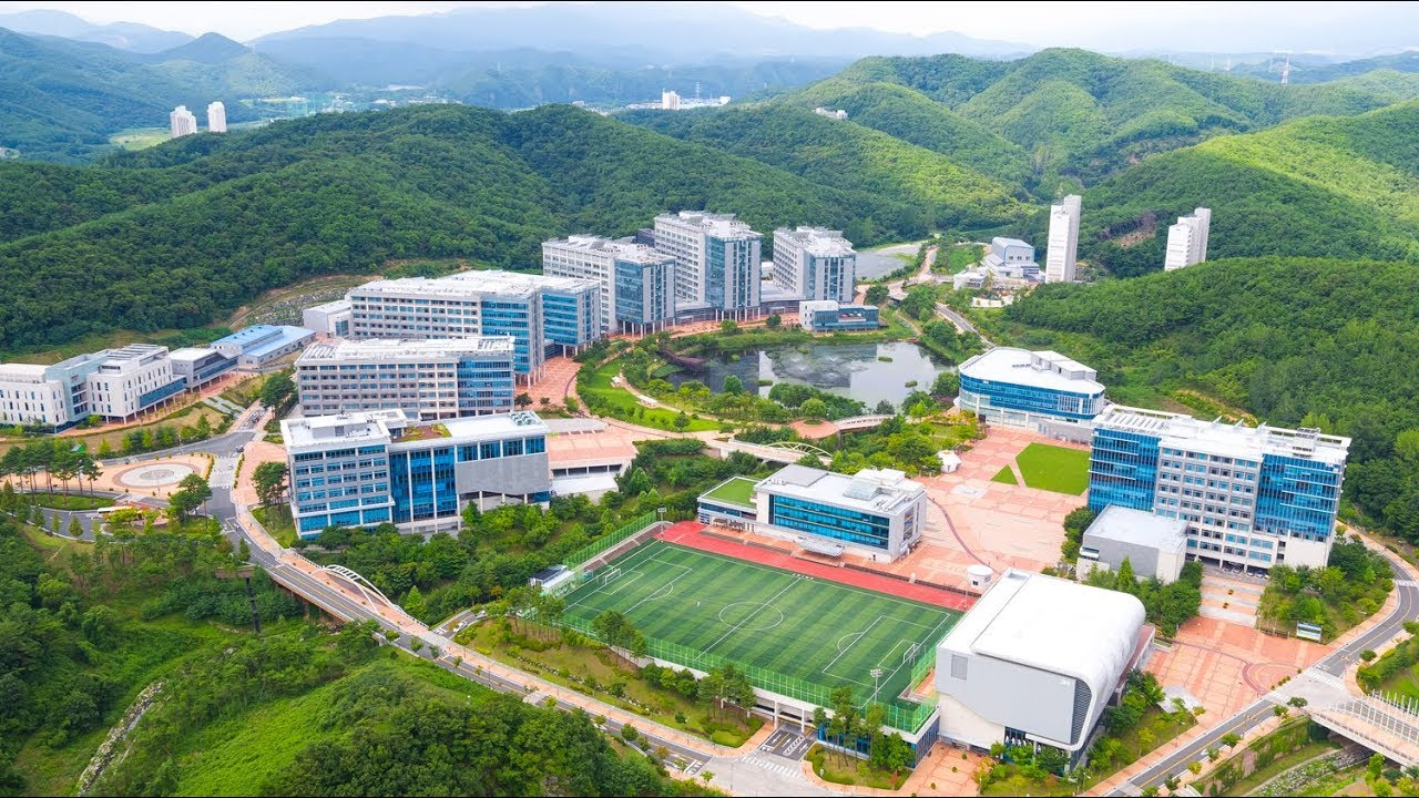 Ulsan National Institute of Science and Technology (UNIST)   World University Rankings   THE
