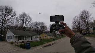 Akaso A21 Drone  ... Dji Ryze Tello Clone!! (Outdoor Flight)