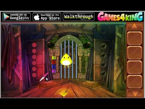 G4K A Way To Escape From Hell Game Walkthrough