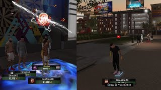 97 OVERALL REACTION! *NEW* HOVER BOARD IS AMAZING! NBA 2K19 ROAD TO 99 OVERALL! GEESICE!