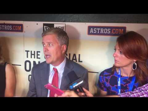 Jeff Luhnow: Tucker was asked about in pretty much every deal