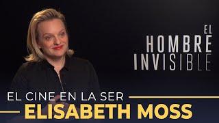 'El hombre invisible' | Entrevista a Elisabeth Moss