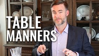 Table Manners 101: Basic Dining Etiquette