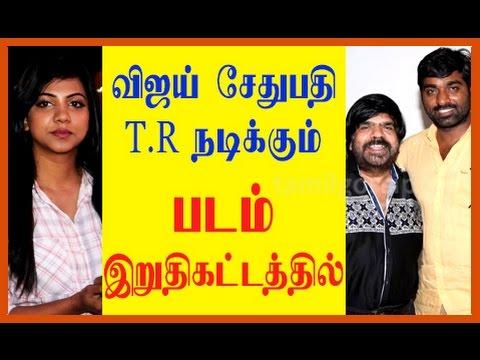 Vijay Sethupathi – KV Anand Movie Completes 70% Of Shooting