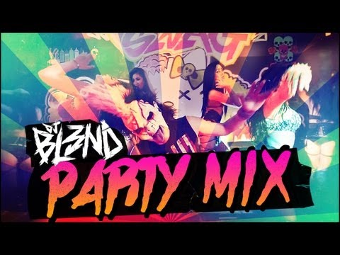 DJ BL3ND - PARTY MIX
