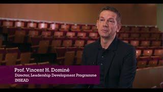 Leadership Development Programme (LDP) - INSEAD Executive MBA